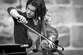 GAUTIER CAPUÇON ON THE CELLO AND PROKOFIEV'S FIFTH