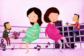 A MORNING OF MUSIC FOR EXPECTANT MOTHERS