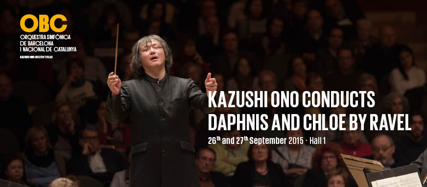 KAZUSHI ONO CONDUCTS DAPHNIS AND CHLOE BY RAVEL