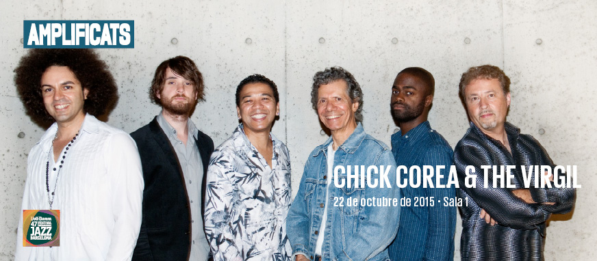 CHICK COREA & THE VIGIL