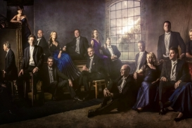 THE SIXTEEN: LA CAPILLA SIXTINA