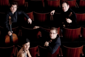 QUARTET BELCEA AND CASALS