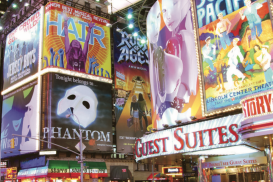A night on Broadway with Andrew Lloyd Webber and OBC