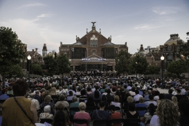 CONCERT AT THE RECINTE MODERNISTA DE SANT PAU