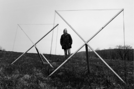 ALVIN LUCIER: NO IDEAS BUT IN THINGS