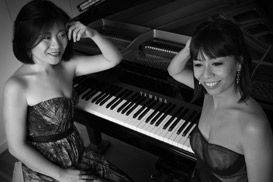 TWO PIANOS AND RAVEL