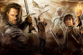 THE LORD OF THE RINGS III. THE RETURN OF THE KING