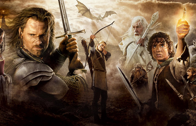 Photo Lord of the Rings III