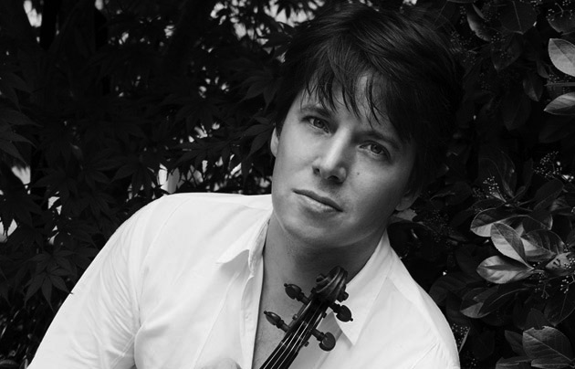 Photo of Joshua Bell ©Lisa Marie Mazzucco