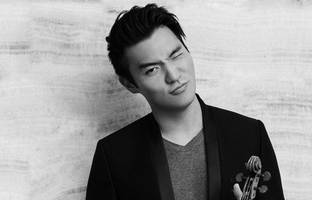 Photo of Ray Chen ©Julian Hargreaves