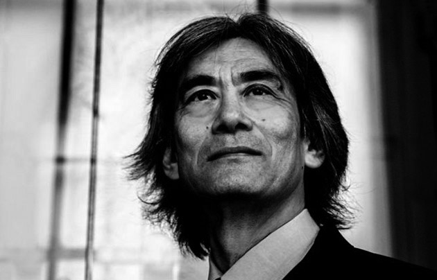 Photo of Kent Nagano ©Felix Broede