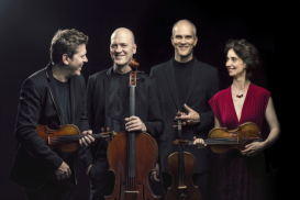 "ROUND TABLE: ""THE STRING QUARTET"""