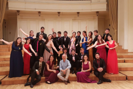NATIONAL YOUTH CHOIR OF CATALONIA