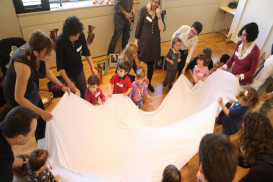 WORKSHOP FOR FAMILIES: TUTTI FAN PIU