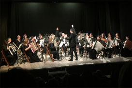 Barcelona Accordion Chamber Orchestra (OCAB). Christmas Concert