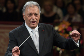 Israel Philharmonic and Zubin Mehta